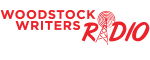 woodstock writers radio logo